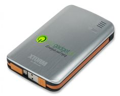 Powerbank with branding / Bank energii z nadrukiem
