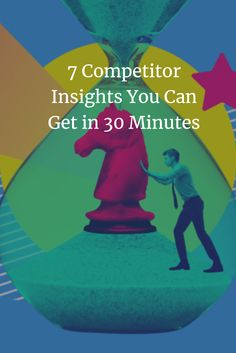 Experienced marketers know their competitors inside and out, and they know that there is always somewhere to dig deeper. Let's look at some of the more complex insights that your rivals' website traffic metrics can reveal. Set your clock: we have got 30 minutes and 7 hidden points to discover.