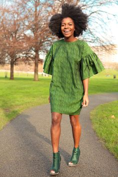 Freddie Harrel ( I go by Frankie) African Inspired Fashion, African Print Fashion, Fashion Prints, Looks Street Style, Looks Style, My Style, Fashion Moda, Love Fashion, Freddie Harrel