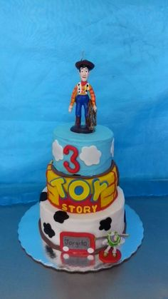 Toystory cake