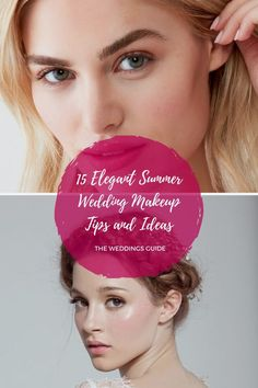 Elegant Summer Wedding Makeup Tips and Ideas #summermakeup Summer Wedding Makeup, Wedding Makeup Tips, Summer Makeup, Makeup Inspiration, Makeup Ideas, Elegant, Nice, Amazing, Beauty