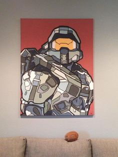 Master Chief Fan art