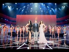 The Preliminary Show Competition HD - Miss Grand International 2015