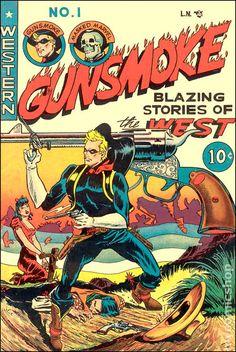 Gunsmoke # 1