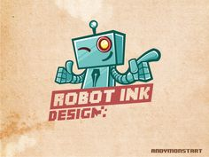 Robot Ink Design