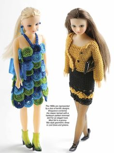 Fashion Doll Period Ensembles - The 1960s - D Simonetti - Picasa Web Albums