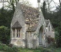 fairy cottage for the garden