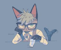 """dotoriii: """"i would like to meet them. Animal Crossing Fan Art, Animal Crossing Memes, Animal Crossing Villagers, Star Fox, Anime Animals, Cute Animals, Baby Animals, Character Art, Character Design"""