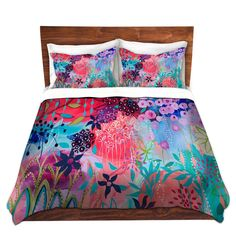 Duvet Covers and Shams Unique Decorative Designer | Carrie Schmitt's Spirit Garden
