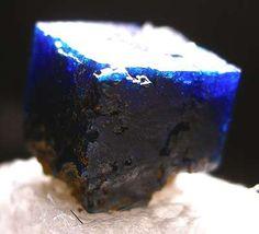 RARE Boleite  Amelia Mine, Santa Rosal Boleite is a rarely crystallized lead silver copper chloride species.