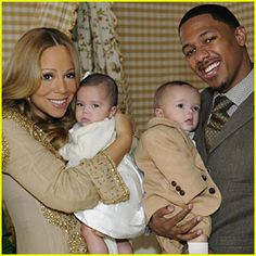 How cute are superstar Mariah Carey and Nick Cannon's twins?