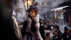 Anna Karenina - imperial Russia - sad time to be a woman!  Staging, Costumes, Jewelry = MAGNIFICENT!
