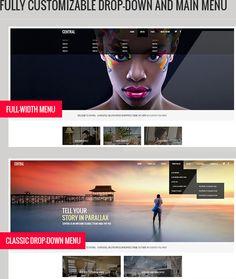 WordPress - Central - Versatile, Multi-Purpose WordPress Theme | ThemeForest