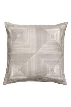 """Moderne Géométrique Coussin Dusty Rose Pastel Noir Blanc Gris Sofa Cover 45 cm 18/"""""""