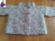 Knitting For Kids, Baby Knitting, Crochet Baby, Knit Crochet, Baby Jumper, Knitting Patterns, Wool, Sewing, Creative