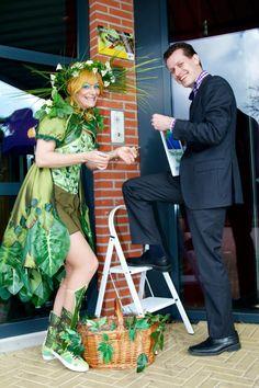 GreenKey Certificaat Goud bij Hotel Mijdrecht Marickenland met Flora Juffertje in 't Groen #TeamMDG Fotografie H2MF