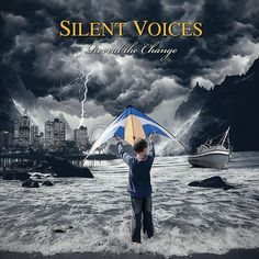 Reveal The Change, CD - Silent Voices 15€