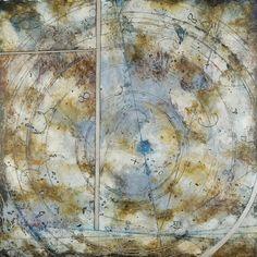 """""""Asteroid Loop"""" by @Elise Wagner in @Ampersand Art Online Gallery, via Flickr"""
