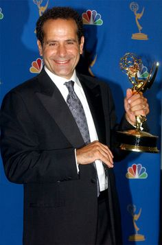 "Anthony Marcus ""Tony"" Shalhoub an American actor born in Wisconsin to Lebanese parents. TV work includes the roles of Antonio Scarpacci in Wings & Adrian Monk in the series Monk for which he won three Emmy Awards & a Golden Globe. He had a successful career on Broadway & in films like Spy Kids, Men in Black, Men in Black II, Thirteen Ghosts, Galaxy Quest, 1408, Barton Fink, Big Night, The Siege, Cars, The Man Who Wasn't There. Tony graduated with a masters degree from Yale's School of Drama."