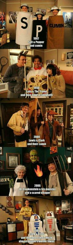 Ted is so awkward as a third wheel by the time I got to the last picture I was in tears! HIMYM is the best! How I Met Your Mother, Thats 70 Show, Movies And Series, Comedy Series, Comedy Tv, Tv Series, Avakin Life, Lady And The Tramp, I Meet You