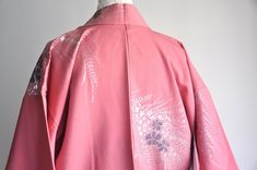 Shoulder Arms, Shoulder Length, Kimono Jacket, Kimono Top, Short Kimono, Japanese Kimono, Overalls, Silk, Coat