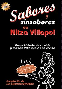 """One of my heros of Cuban cooking - Nitza Villapol. One of my most treasured cook books is an original edition of Nitza's Cocina al minuto from the 1950's. While many argue that her assistant was the true home economist and inventor of the recipes, Nitza's communication style and can-do attitude won the hearts and minds of Cubans. I love her spirit and positivity. She did her level best to help ordinary Cubans """"invent"""" meals for their families during the special period and did it with grace."""