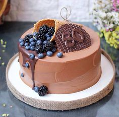 Great cake decorating ideas!