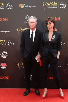 Bryan Brown Photos - Bryan Brown and Rachel Ward attends the 2018 AACTA Awards Presented by Foxtel at The Star on December 2018 in Sydney, Australia. - 2018 AACTA Awards Presented By Foxtel - Red Carpet Rachel Ward, Hollywood Actresses, Actors & Actresses, Bryan Brown, Aacta Awards, The Thorn Birds, Richard Chamberlain, Australian Actors, Celebrity Kids