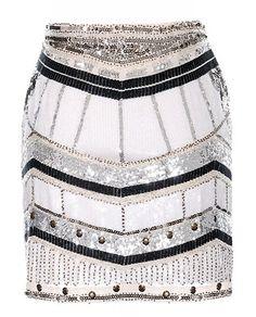 Glimmer More Skirt