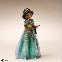 Heartwood Creek Disney Traditions by artist Jim Shore. Princess Jasmine