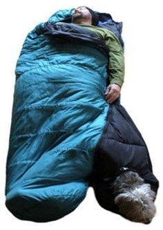 Sleeping attachment for your pet! The BarkerBag keeps dogs close, safe and secure all through the night.