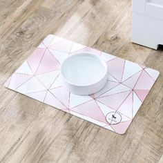 Vienna Pet Placemat - Pink Life Design, Dog Design, Automatic Feeder, Puppy Supplies, Drinking Fountain, Designer Dog Clothes, Love Your Pet, Dog Items, Placemat Sets