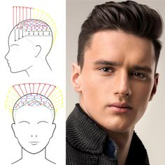 37 Best Haircuts for Men With Thick Hair in 2019 - Style My Hairs Short Men Haircut, Low Taper Haircut, Tapered Haircut, Short Hair Cuts, Fade Haircut, Pixie Haircut, Hair Cutting Techniques, Hair Color Techniques, Cool Haircuts