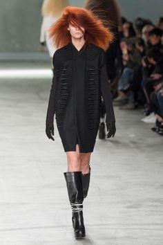 Rick Owen F/W 2013-14   Trendland: Fashion Blog & Trend Magazine