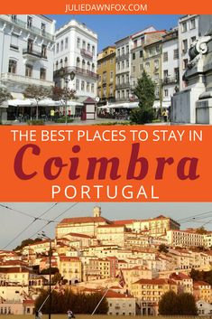 Whether you spend one night in this charming riverside city or several, my insider tips should help you decide where to stay in Coimbra. Click through to find out the best Coimbra hotels and apartments that I consider to be stylish, well-located and good value in three distinctly different parts of the city. Coimbra makes a great base for exploring central Portugal and deserves a couple of days just to explore the city itself.   Julie Dawn Fox in Portugal #portugal #accommodationguide…