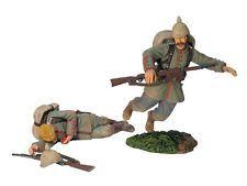 W Britain 17915 WWI German 84th Infanterie Regiment Von Manstein Wounded Dead