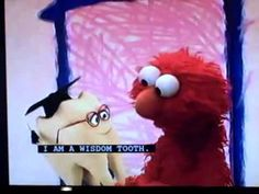 This clip from Sesame Street is all about going to the dentist. It is perfect to get kids more excited and comfortable with the idea of going to the dentist and can really help to ease children's fears about going to the dentist.