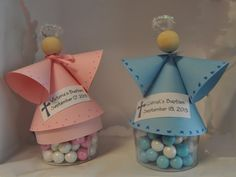 BAPTISM FAVOR by VICSMOMCREATIONS on Etsy, $35.00