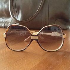 Emilio Pucci 1970's vintage sun glasses