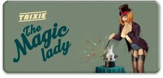 Trixie the Magic Lady by Brandhouse Group