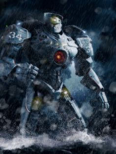 Big Robots, Cool Robots, King Kong, Godzilla, Pacific Rim Jaeger, Gipsy Danger, Lion Wallpaper, Shadow The Hedgehog, Robot Art