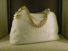Chanel Handbag.. matches my Gucci bag ♡ ♡  I want it..