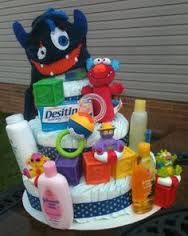 monster themes for baby - Google Search