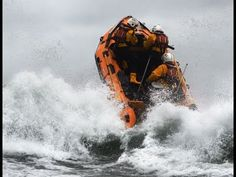 #Rough #seas, #stormy #weather and rip currents are just some of the conditions #RNLI #volunteer #lifeboat #crews and #lifeguards battled against to rescue over 10,000 people in 2014.