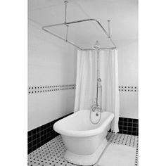 pedestal tub - Google Search