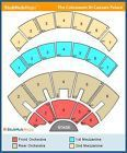 Ticket  Celine Dion 2 Front Orchestra Tickets Saturday 11/19 Caesars Palace (Las Vegas) #deals_us