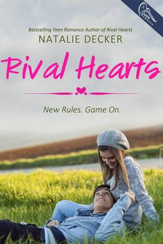 Rival Hearts (Rival Love Book by Natalie Decker Love Book, Book 1, This Book, Romance Authors, Romance Books, Ya Books, Books To Read, Natalie Decker, Teen Romance