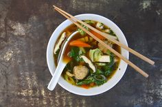 A sumo wrestler's hearty stew to fuel up for battle.