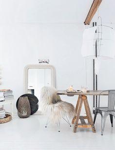 Une maison blanche en Norvège | PLANETE DECO a homes world