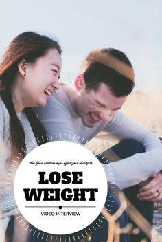 Short video interview conducted by Elly McGuinness about how relationships affect your ability to lose weight